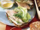 Räucherfisch auf Vollkornbrot Rezept