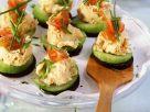Räucherfisch-Gurken-Häppchen Rezept