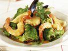 Ragout aus Meeresfrüchten und Brokkoli Rezept