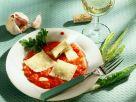 Ravioli mit Gemüse-Käse-Füllung Rezept