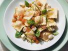 Raviolisalat mit Tomatendressing Rezept