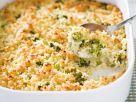 Reis-Brokkoli-Gratin Rezept