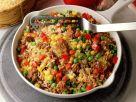 Reis-Hackfleisch-Pfanne Rezept