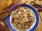 Reispfanne mit Tofu und Pilzen Rezept