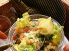 Reissalat mit Gemüse Rezept