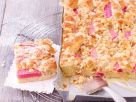 Rhabarber-Dinkel-Kuchen Rezept
