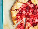 Rhabarber-Erdbeer-Crostata Rezept