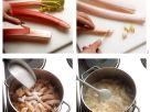 Rhabarber kochen Rezept