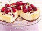Ricotta-Kirschkuchen Rezept