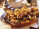 Rindereintopf mit Muscheln Rezept