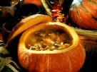 Rindfleisch-Kürbis-Suppe Rezept