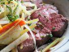 Rindfleisch mit Gemüse Rezept