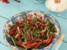 Rindfleisch mit Gemüse aus dem Wok Rezept