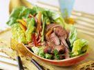 Rindfleischsalat auf thailändische Art Rezept