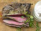 Roastbeef mit Mandel-Remoulade Rezept