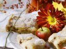 Rosinen-Apfelkuchen vom Blech Rezept