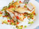 Rotbarschfilets mit Paprika-Salat-Salsa Rezept