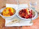 Rote Bete-Gemüse mit Püree Rezept