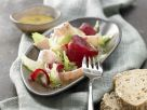 Rote-Bete-Salat mit Putenbrust Rezept