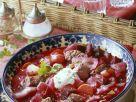 Rote-Bete-Suppe (Borschtsch) Rezept