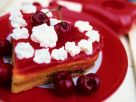 Roter Herzkuchen Rezept