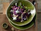 Rotkohl-Birnen-Salat Rezept