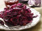 Rotkraut mit Speck und roten Johannisbeeren Rezept