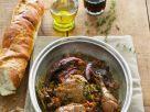 Rotweinhähnchen Rezept