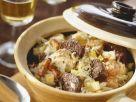Rotwurst mit Sauerkraut Rezept