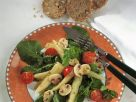 Rübchen-Salat mit Rauke Rezept