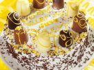 Sahne-Schokokuss-Torte Rezept