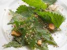 Salat aus Brennnessel Rezept