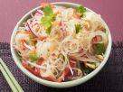 Salat aus Glasnudeln Rezept