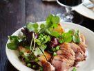 Salat mit Ente Rezept