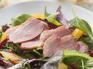 Salat mit Ente und Orangen Rezept