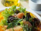 Salat mit Grapefruit Rezept