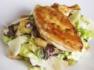 Salat mit Hähnchenbrust Rezept