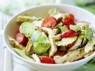 Salat mit Huhn und Avocado Rezept