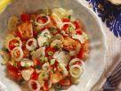 Salat mit Langusten Rezept