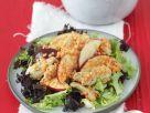 Salat mit Pute, Linsen und Apfel Rezept