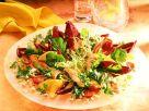 Salat mit Pute, Mango und Keimlingen Rezept