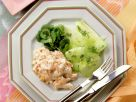 Salatteller mit Lachs Rezept