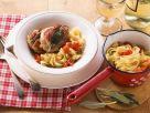 Saltimbocca mit Pasta Rezept