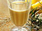 Sanddorn-Orangen Getränk mit Haferflocken Rezept