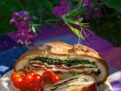 Sandwichklassiker Muffuletta Rezept