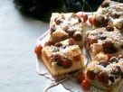 Sauerkirsch-Blechkuchen Rezept