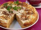 Sauerkraut-Kümmel-Paste im Filoteig Rezept