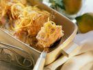 Sauerkraut-Lachs-Gratin Rezept