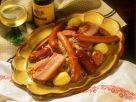 Sauerkraut mit Wurst und Fleisch Rezept