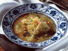 Sauerkrautsuppe mit Apfel Rezept